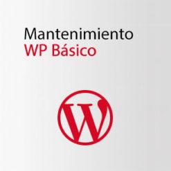 Mantenimiento Web WordPress Básico - SIMPLE INFORMATICA