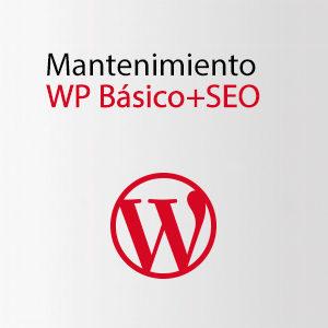 Mantenimiento Web WordPress Básico con SEO - SIMPLE INFORMATICA
