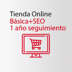 Tienda Online e-Commerce con SEO y 1 año de seguimimento - SIMPLE INFORMATICA